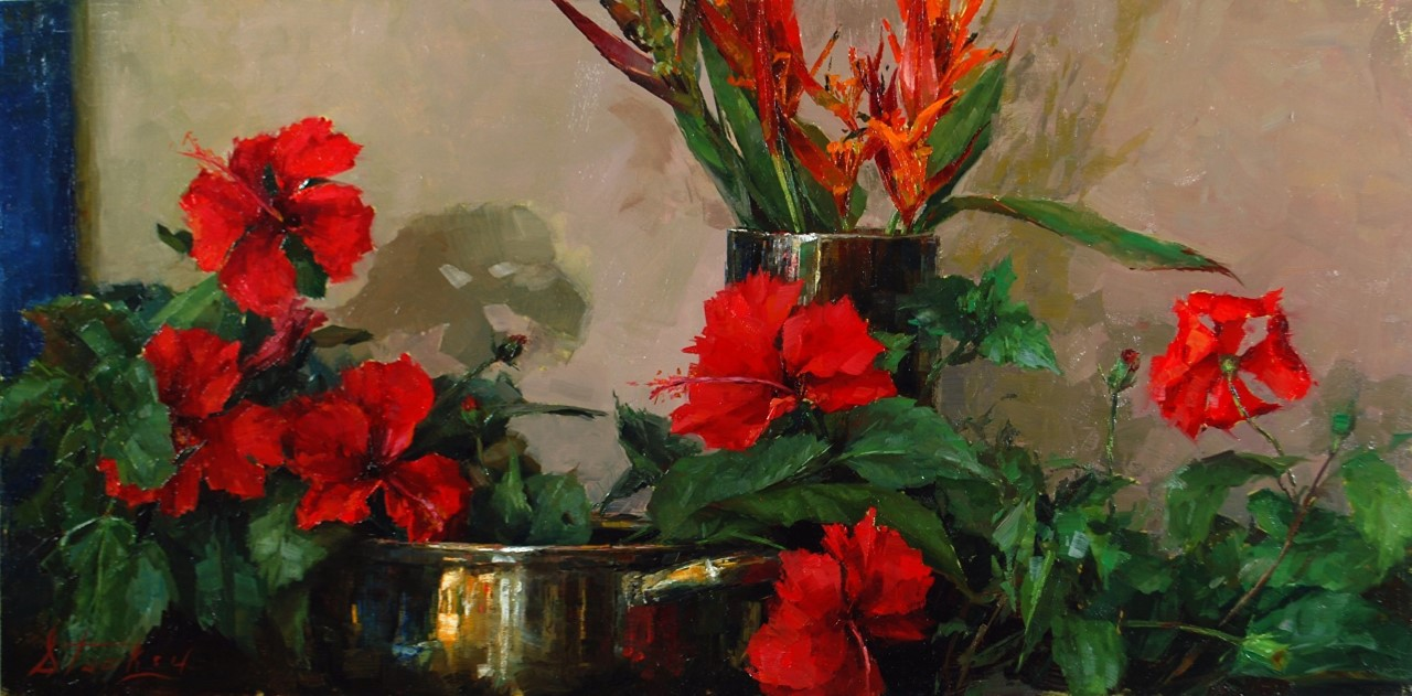 thumbnail hibiscus stuckey - Artists