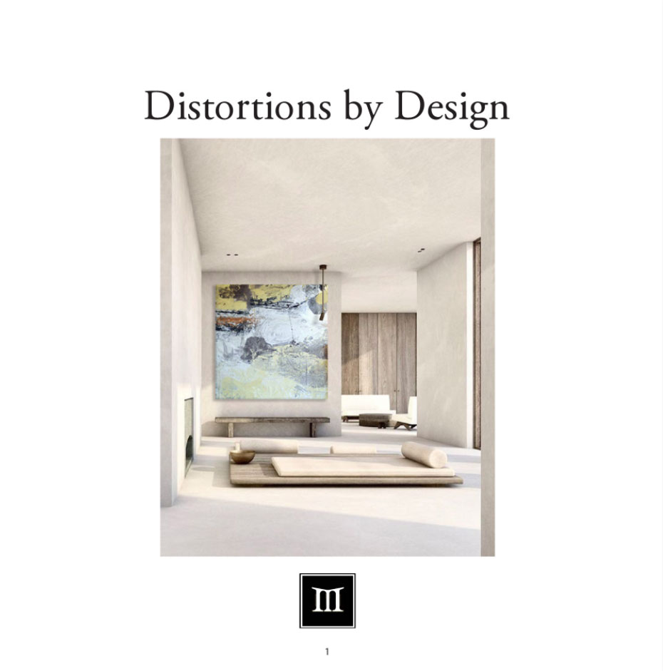 Flipbook Cover-Distortions by Design